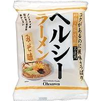 オーサワジャパン ヘルシーラーメン (みそ味)