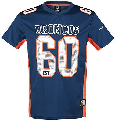 NFL Denver Broncos T-Shirt blau L