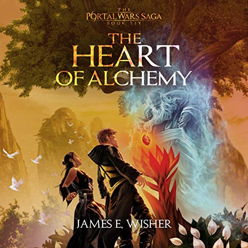The Heart of Alchemy cover art
