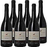 Saint Nicolas de Bourgueil rouge [x6] Gueulebée 2018 - Vin rouge AOP du Val de Loire - 100% Cabernet franc