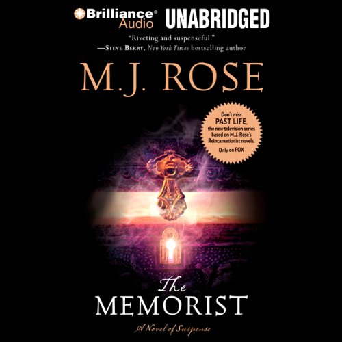 The Memorist cover art