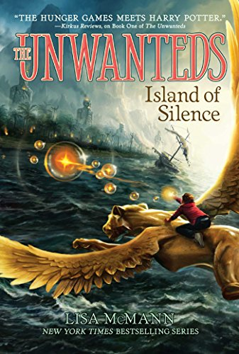 Island of Silence (The Unwanteds Book 2) by [Lisa McMann]