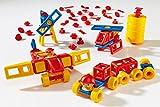 Plasticant Mobilo Standard-Set, 120 Teile - Kreatives Konstruktionsspielzeug made in Germany - bauen, spielen, lernen für Kinder 3 - 8 Jahre