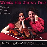 Works for String Duo/Madrigals for Vn & Va