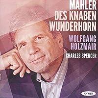Mahler: Des Knaben Wunderhorn by Wolfgang Holzmair (2012-09-12)