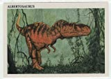 Albertosaurus - Dinosaurs: The Mesozoic Era (Trading Card) # 16 - Redstone Marketing 1993 Mint