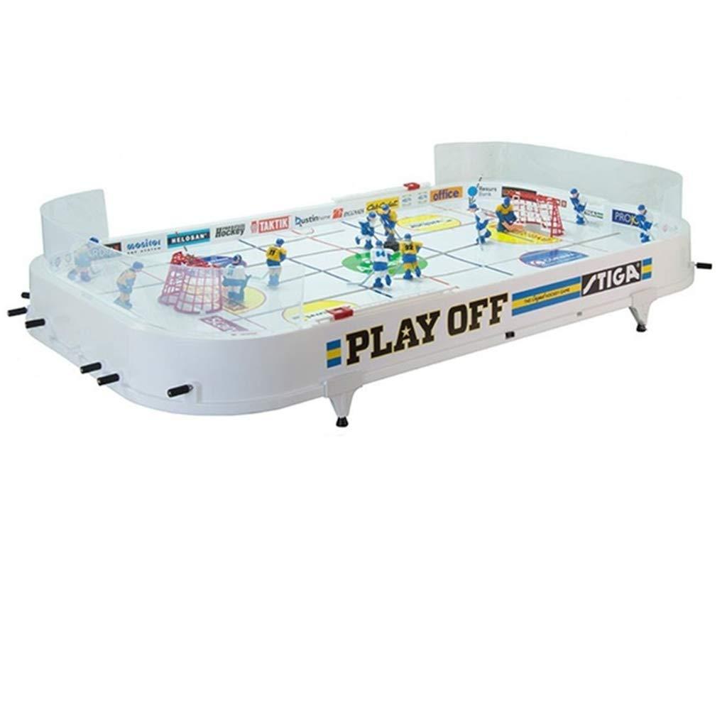 Futbolines Boy Mesa De Hockey sobre Hielo Mesa Doble Juguete Niña ...