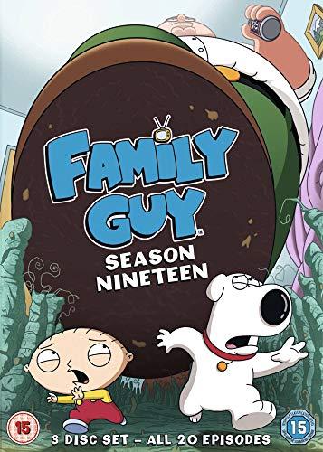 Family Guy Season 19 DVD [UK Import]