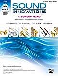 Sound Innovations for Concert Band, Bk 1: A Revolutionary Method for Beginning Musicians (B-flat Bass Clarinet), Book, CD & DVD