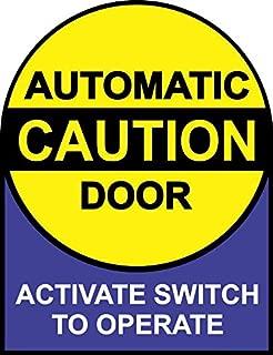 automatic sticker