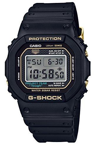 [カシオ] 腕時計 ジーショック 35th Anniversary DW-5035D-1BJR メンズ ブラック