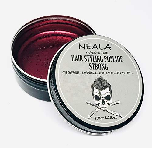 Cera para pelo de hombre - Neala de Fijación Fuerte - Strong - 150ml
