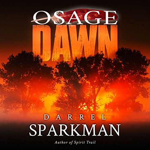 Osage Dawn audiobook cover art
