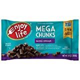 Enjoy Life, Semi Sweet Chocolate Mega Chunks, 10 oz