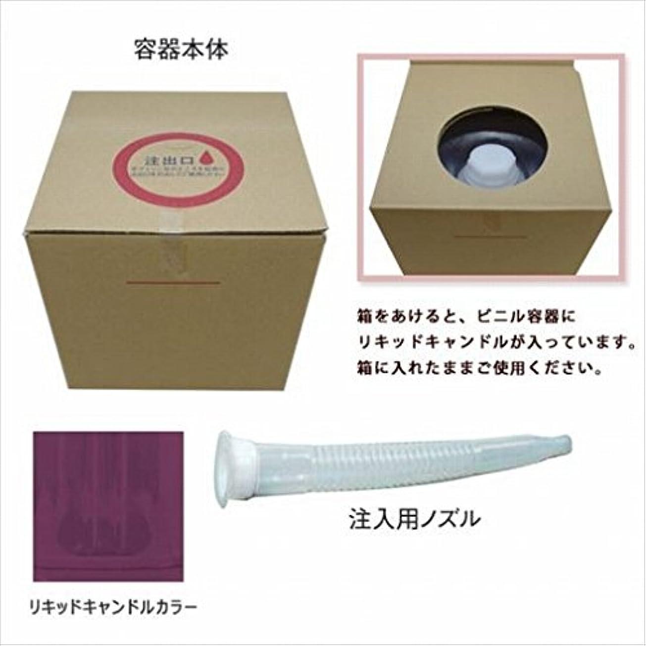持続するストリーム情報カメヤマキャンドル(kameyama candle) リキッドキャンドル5リットル 「 バイオレット 」