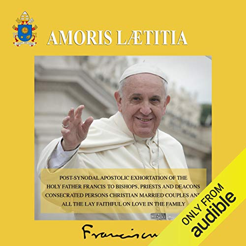 The Joy of Love (Amoris Laetitia) cover art