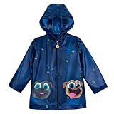 Disney Puppy Dog Pals Rain Jacket for Kids Size 5/6