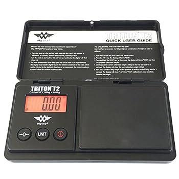 My Weigh SCMT2-200 185 TRITON 2-200g by 0.01g Scale