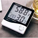 SHREE HANS CREATION (HTC-1) Room Thermometer with Humidity Incubator Meter and Accurate Temperature...