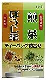 寿老園 煎茶ほうじ茶詰合せ 2gX30袋