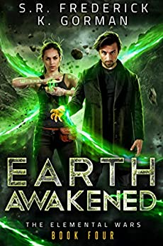 Earth Awakened by [S.R. Frederick, K. Gorman]