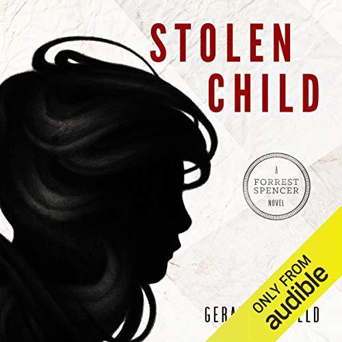 Stolen Child audiobook cover art