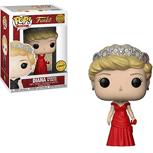 Funko POP! Royals: Diana, princesa de Gales chase