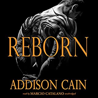 Reborn     Alpha's Claim, Book 3              Written by:                                                                                                                                 Addison Cain                               Narrated by:                                                                                                                                 Marcio Catalano                      Length: 5 hrs and 37 mins     Not rated yet     Overall 0.0