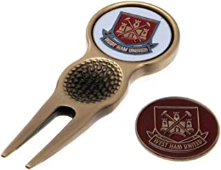 West Ham United FC Crest Divot Tool And Marker