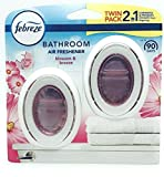 Best Air Fresheners - New Febreze 2in1 Bathroom / Small Spaces Air Review