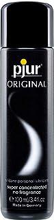 pjur ORIGINAL - Lubricante de silicona Premium - lubricación duradera sin pegarse - cunde mucho y es adecuado para preservativos (100ml)