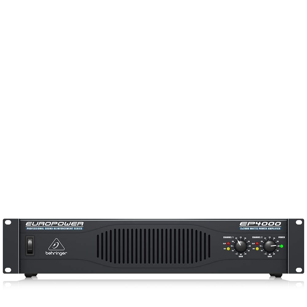Behringer Europower EP4000 Professional Amplifier