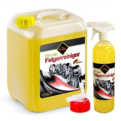 Promax Profi Felgenreiniger Konzentrat Bremsstaubentferner KOMBIPAKET 6 Liter