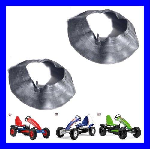 Berg 2 Stück Toys Schlauch 400/650-8 Ersatzteil 42.32.01.00-2 für Gokart Extra, Komplett, Silverstar, Xplorer, Racing, Chopper