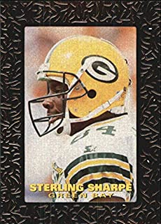 1994 SkyBox Premium Revolution #R8 Sterling Sharpe - NM-MT+
