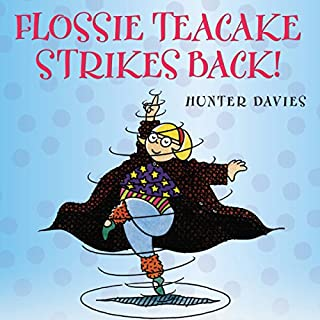 Flossie Teacake Strikes Back! cover art