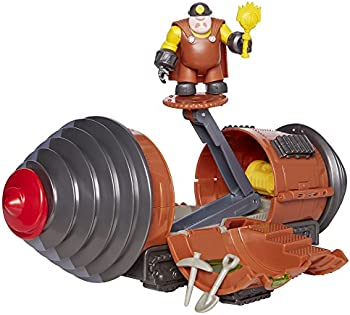 The Incredibles 2 Tunneler Vehicle Play Set