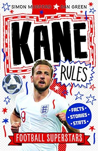 Green, D: Kane Rules (Football Superstars, Band 3)