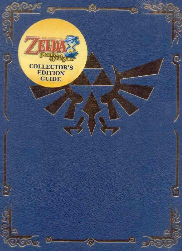 Legend of Zelda: Phantom Hourglass Collector's Edition: Prima Official Game Guide