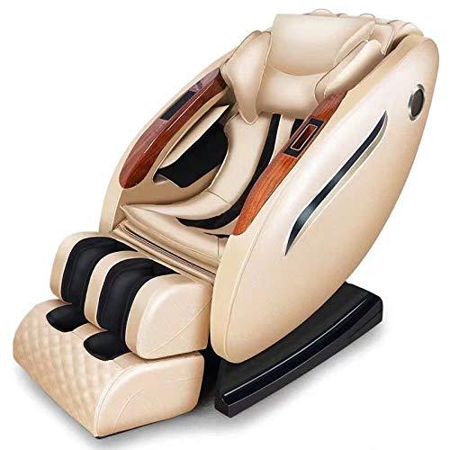 PXX Elektrisch Vibrieren Zurück Massage Billig Körper Schulter Heizung Massage Stuhl Sofa Maschine Hals Masage Kissen Kissen Stuhl Massagesessel/Beige