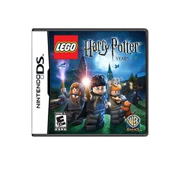 Lego Harry Potter  Years 1-4 - Nintendo DS