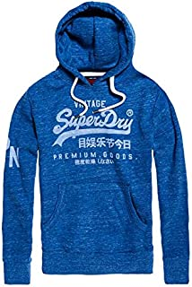 Superdry Men's Men's Premium Goods Hooded Sweatshirt
