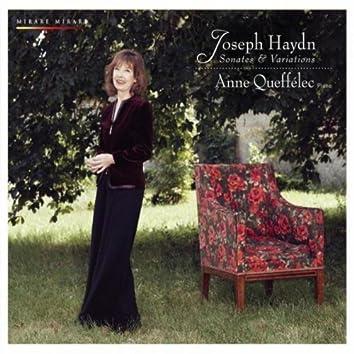 Haydn : Sonates et variations