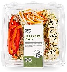 Amazon Kitchen, Tofu & Sesame Noodle Bowl, 13.6 oz