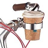 LYLXS Fahrrad-Kaffeehalter, Flaschenhalter,Becherhalter, Dosenhalter, Mountain Bike Handlebar...
