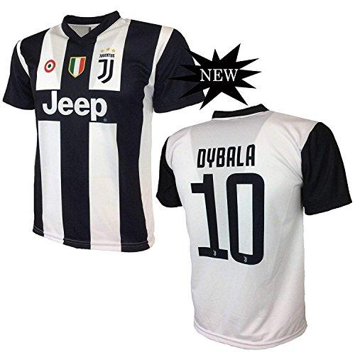 JUVENTUS Maglietta Jersey Calcio Gonzalo Higuain 9/Replica Taglia da Bambino autorizado