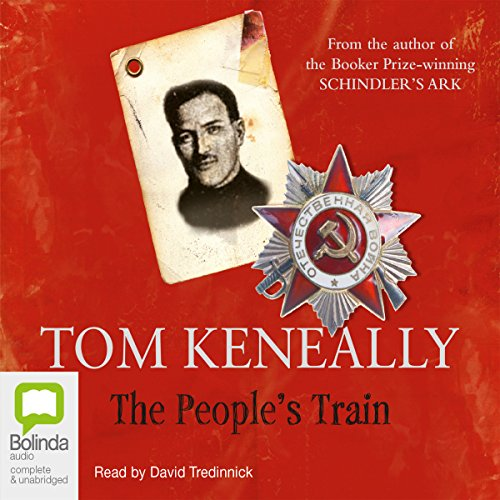 The People's Train audiobook cover art
