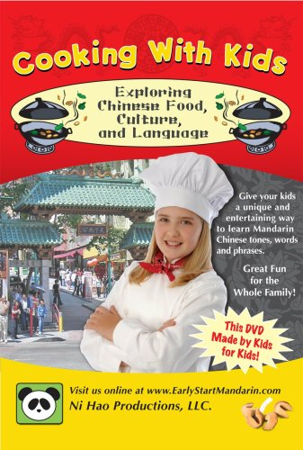 Cooking With Kids, Exploring Chinese Food, Culture, and Language