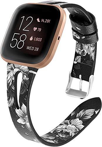 Gransho Correa de Reloj Compatible con Fitbit Versa 2 / Versa 2 SE/Versa Lite/Versa smartwatch, Correas Repuesto (diseño de Moda Original) (Pattern 13)