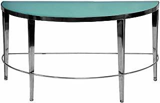 Sarah Half Moon Console Table